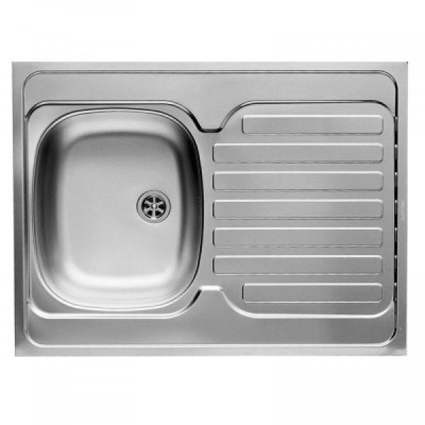 Küchenzeilen Auflagespüle Set mit Abfluss 800x600 mm , küche, KCHENZEILE, KCHENBLOCK, WINKELKCHE