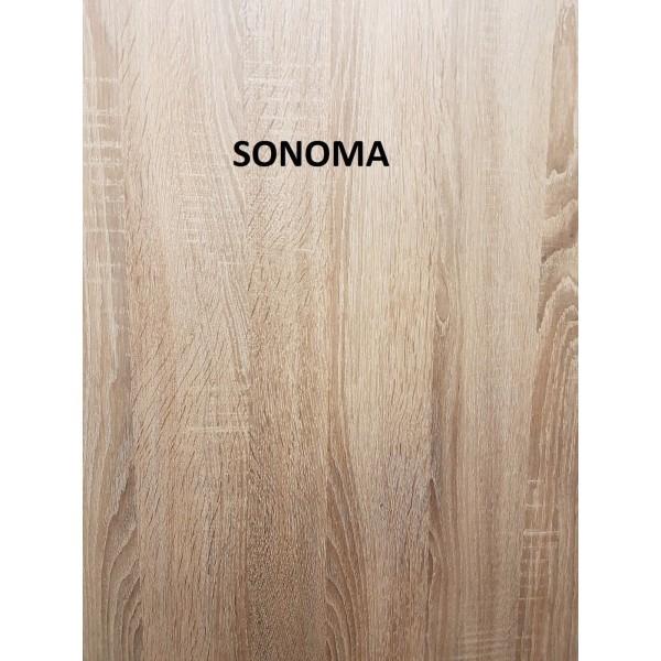 Küchenzeilen Fassade für Spulmaschine in Sonoma , küche, KCHENZEILE, KCHENBLOCK, WINKELKCHE